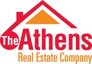 The Athens Real Estate Company logo