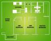 247 W Union Street APT 1003A Athens, Ohio, 3 Bedrooms Bedrooms, ,2 BathroomsBathrooms,Apartment,For Rent,W Union,1114