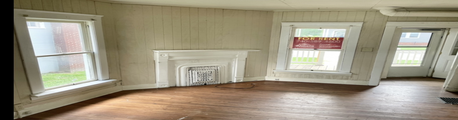 5 Palmer Street APT A Athens, Ohio, 4 Bedrooms Bedrooms, ,1 BathroomBathrooms,Apartment,For Rent,Palmer,1017